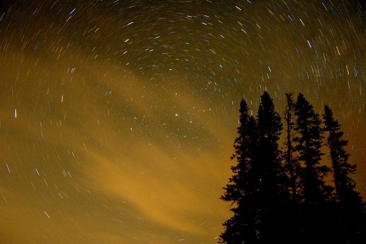 """Night Sky"". Credit: Cedar Breaks National Monument, National Park Service, public domain."
